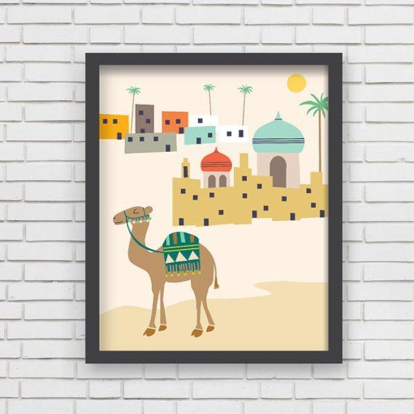 camel interior