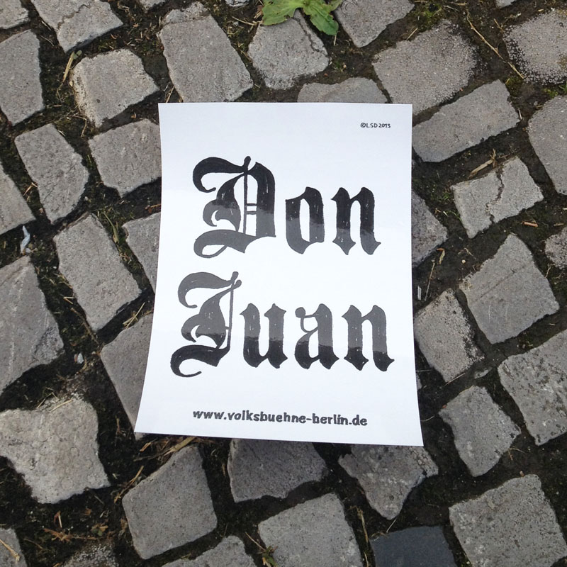 Don Juan Volksbühne