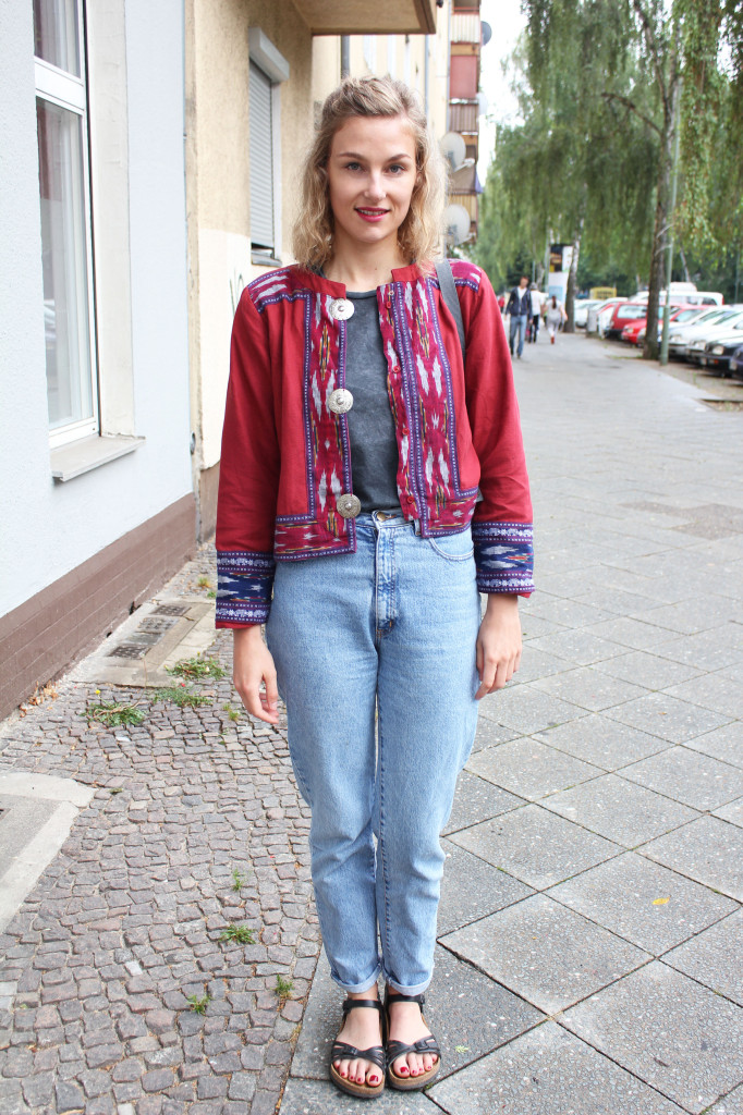 Armani Vintage Jeans