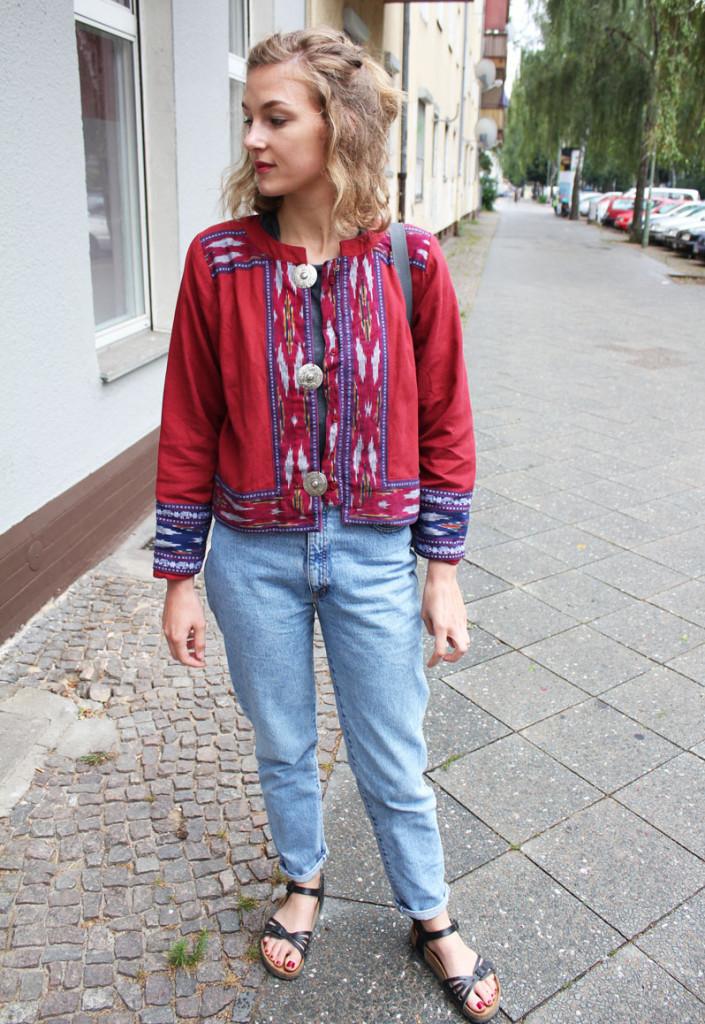 Armani Vintage Jeans 2
