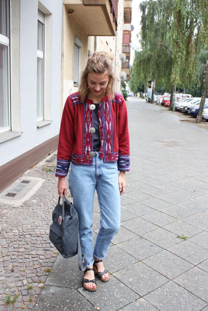 Armani Vintage Jeans 3