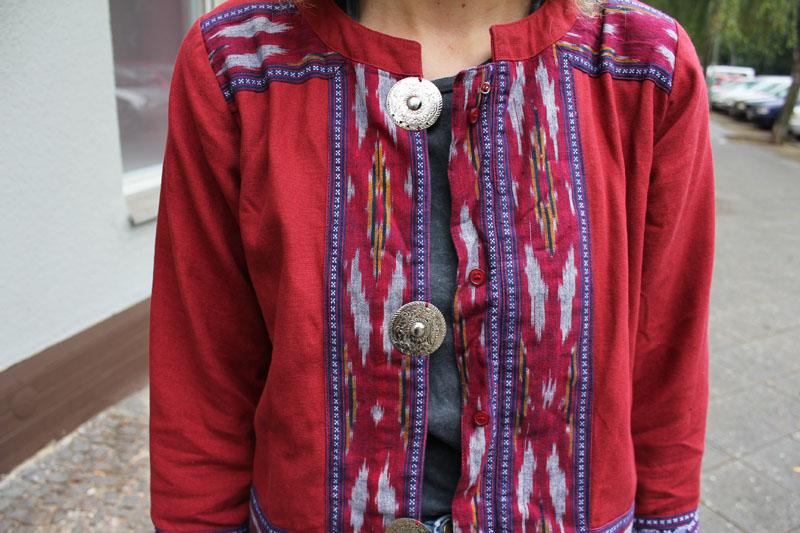 Outfit Aztek