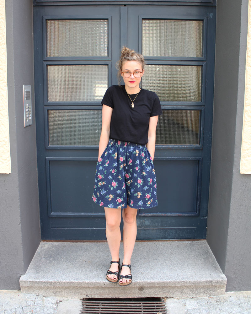 Outfit Vintage Berlin