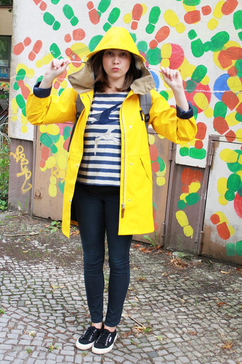 begrenzter Preis wähle authentisch Online-Shop Outfit: Die Regenjacke von Didriksons