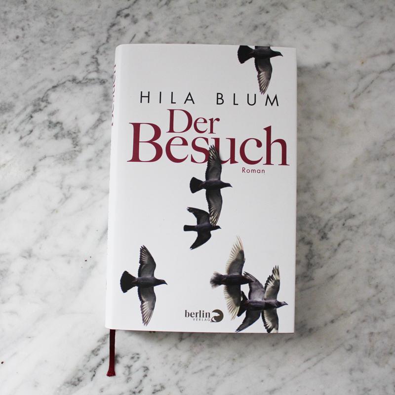 Hila Blum Der Besuch