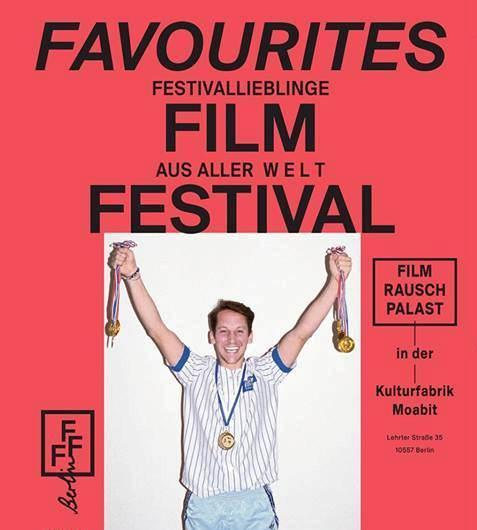Favourites Film Festival 2014