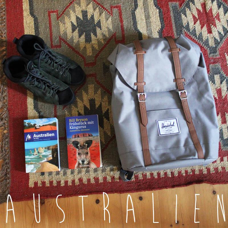 Australian Haul
