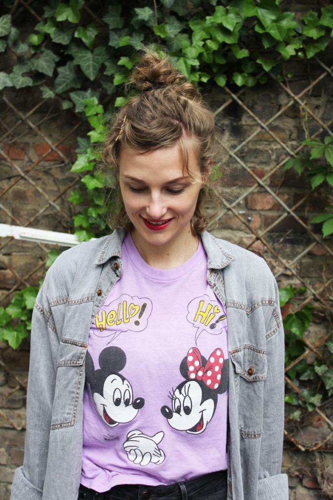 micky mouse shirt