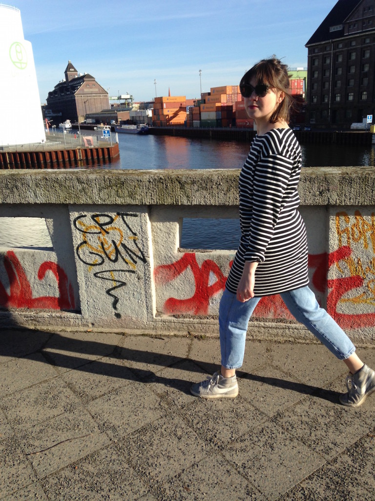 Zara Ringelkleid