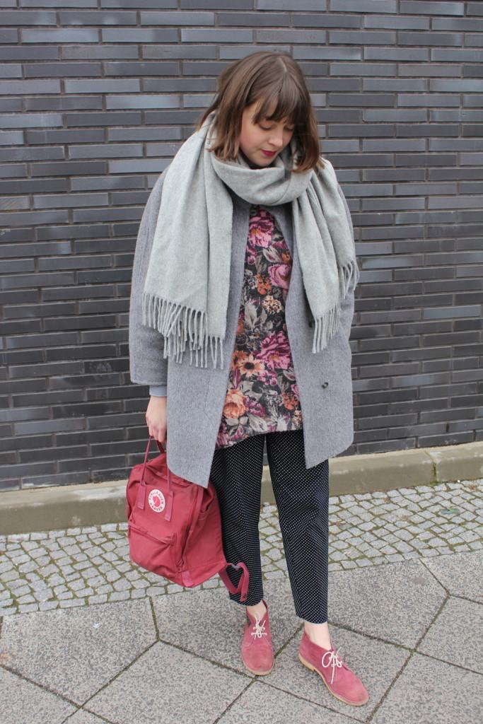 Vintage Outfit Frühling