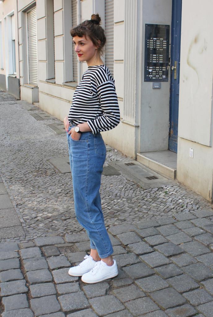 Möhren Jeans