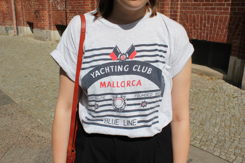 Mallorca Vintage Shirt