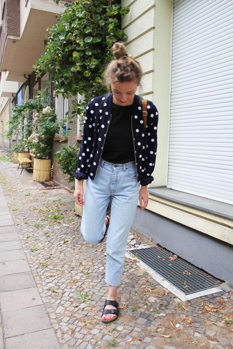 Blue Jeans High Waist