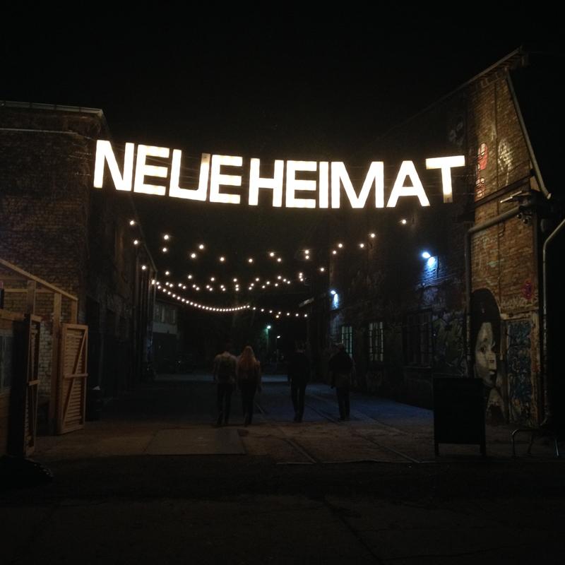 Neue Heimat Berlin