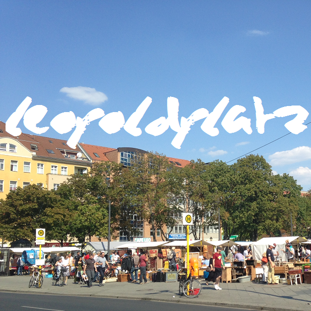 flohmarkt auf dem leopoldplatz. Black Bedroom Furniture Sets. Home Design Ideas