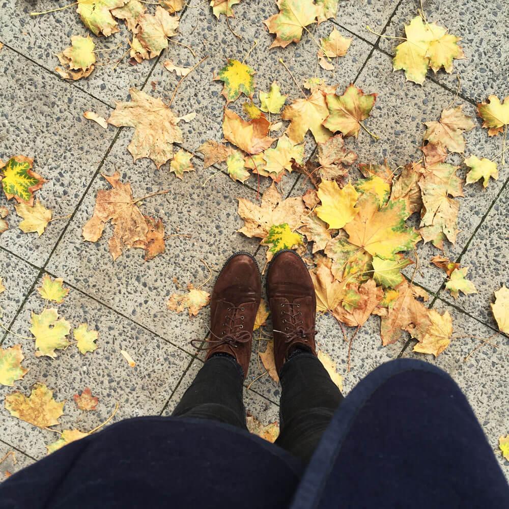 Gemütlichkeit und Nachhaltigkeit im Herbst