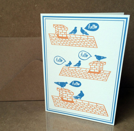 Taube Papier (1)