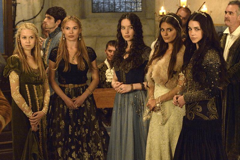 reign girls