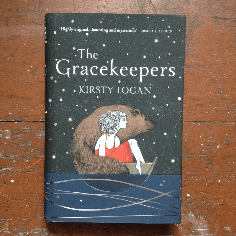 the gracekeepers kirsty logan