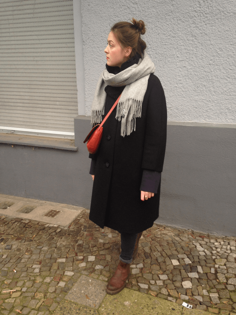 vinage coat winter
