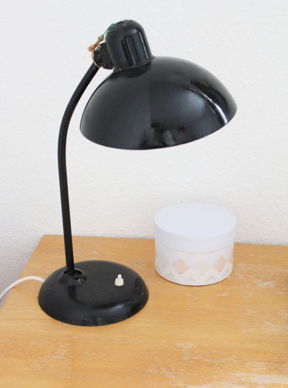 Kaiser Idell Lampe
