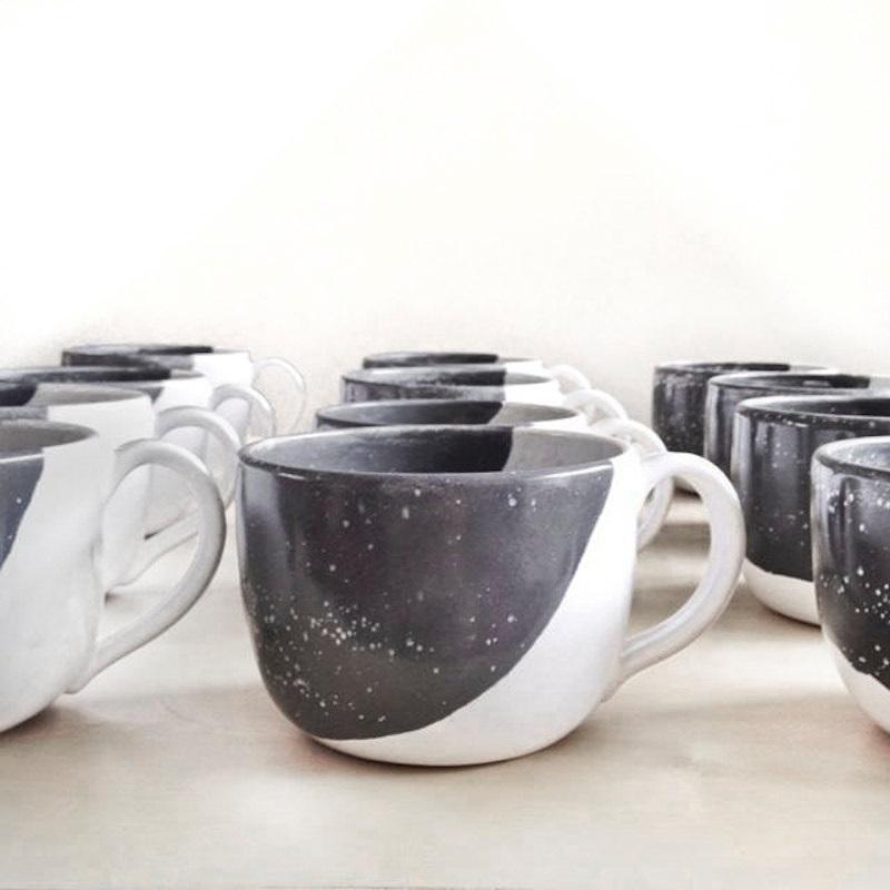 sprenkel keramik