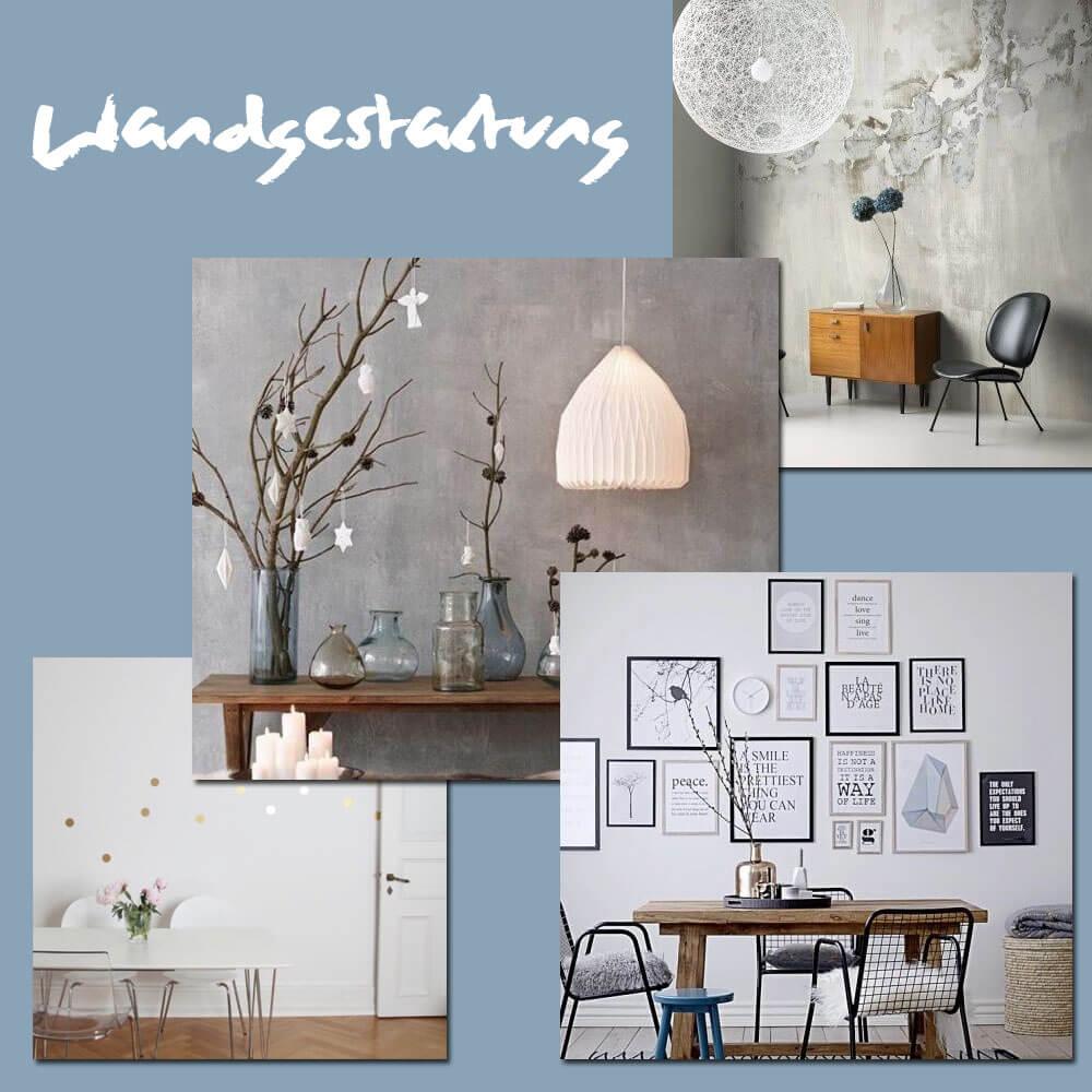Interieur: Inspirationen für eine neue Wandgestaltung - MADE OF STIL ...