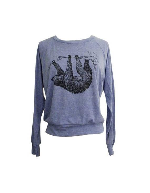 faultier sweatshirt