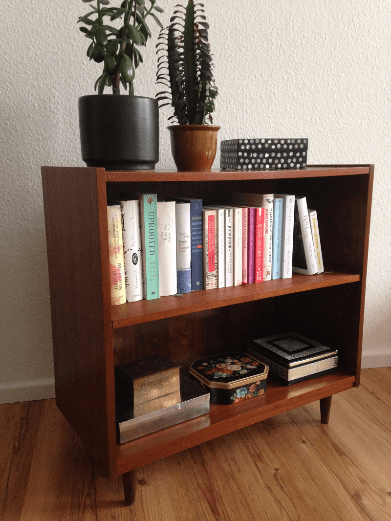 mid century Bücherregal