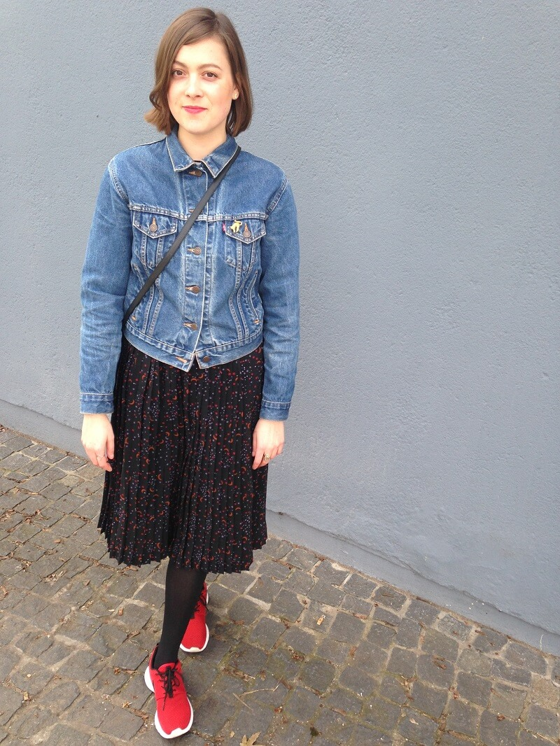 levi's jeansjacke outfit
