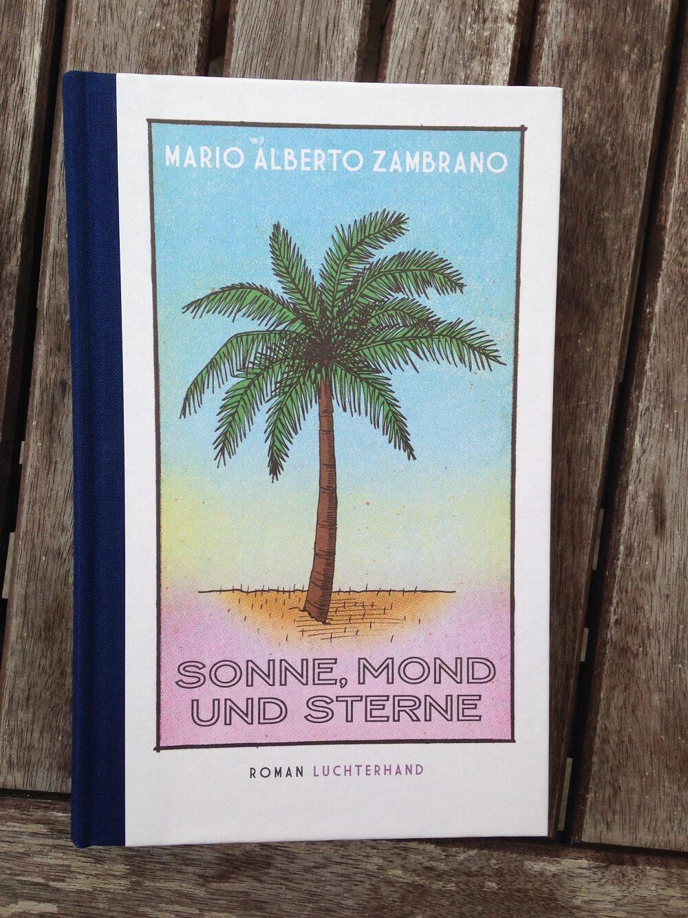 Sonne, Mond und Sterne von Mario Alberto Zambrano