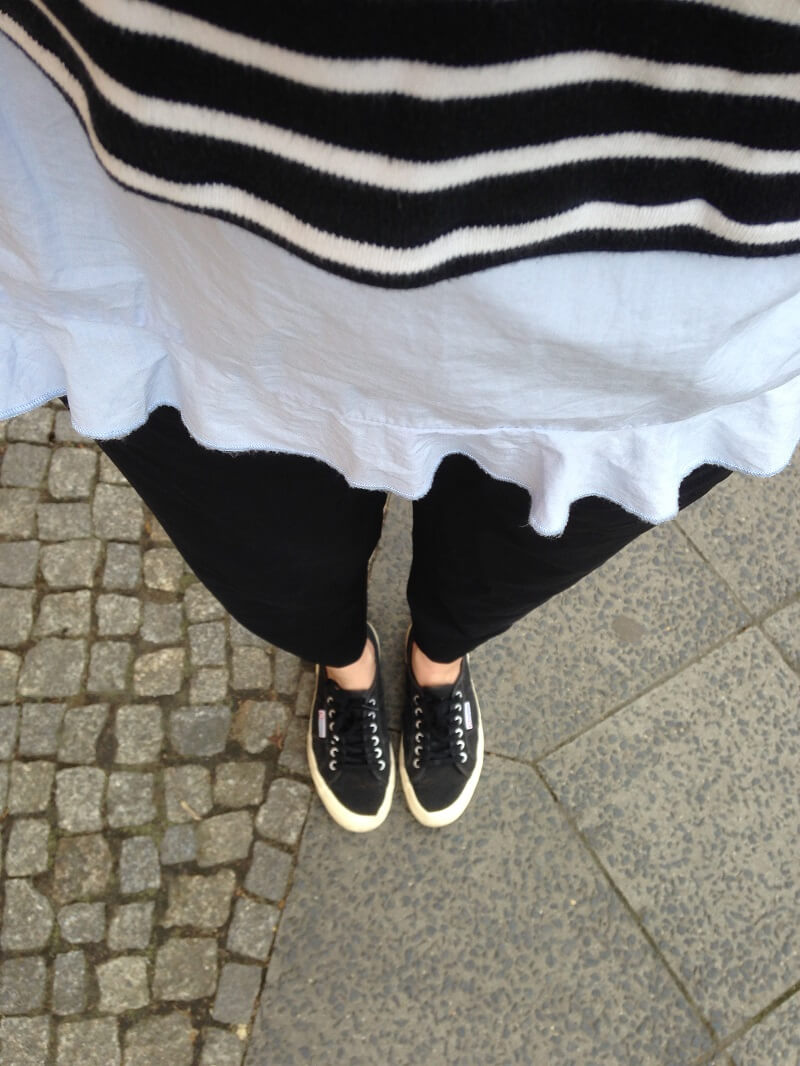 outfit superga