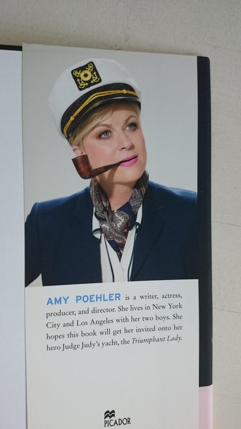 amy poehler author