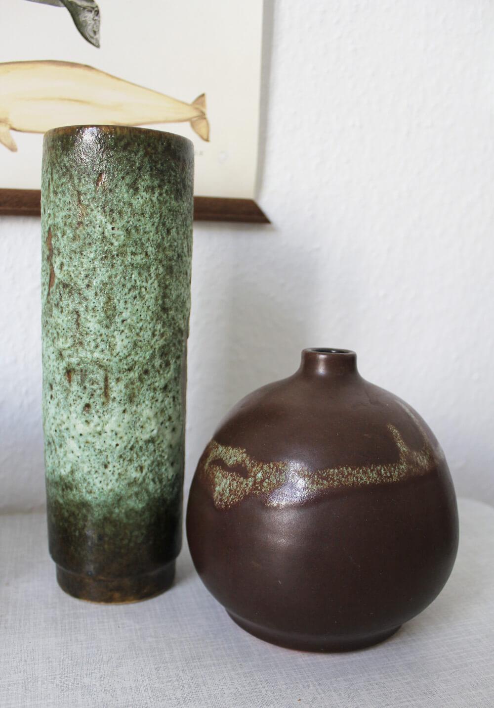 Fat Lava Vasen Vintage