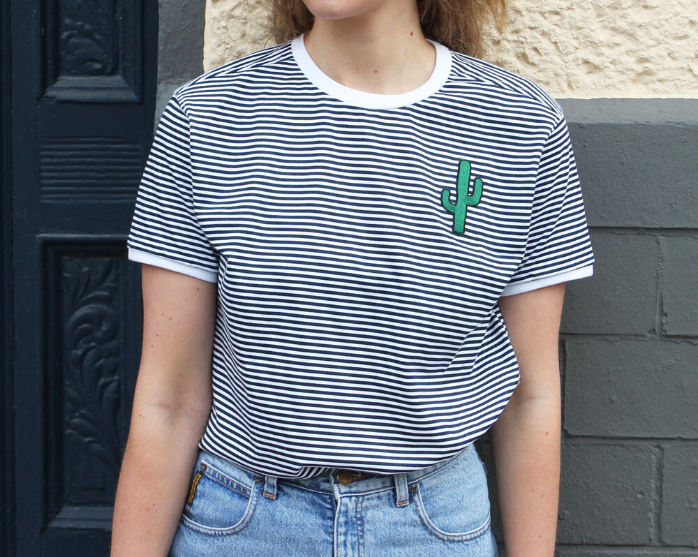 kaktus-t-shirt-vanewonderland