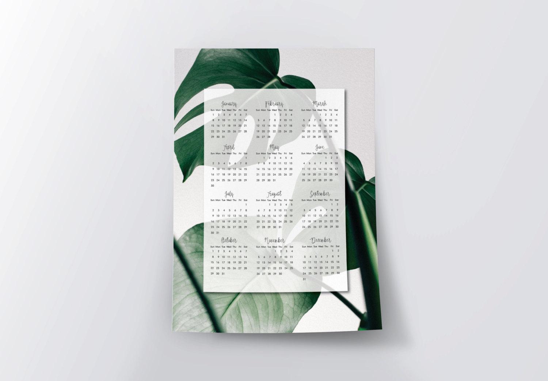 Wandkalender LindaArtPrints