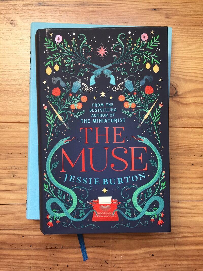 The Muse von Jessie Burton