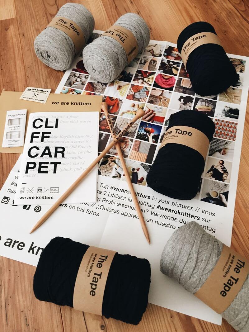 me time ich lerne stricken mit we are knitters. Black Bedroom Furniture Sets. Home Design Ideas