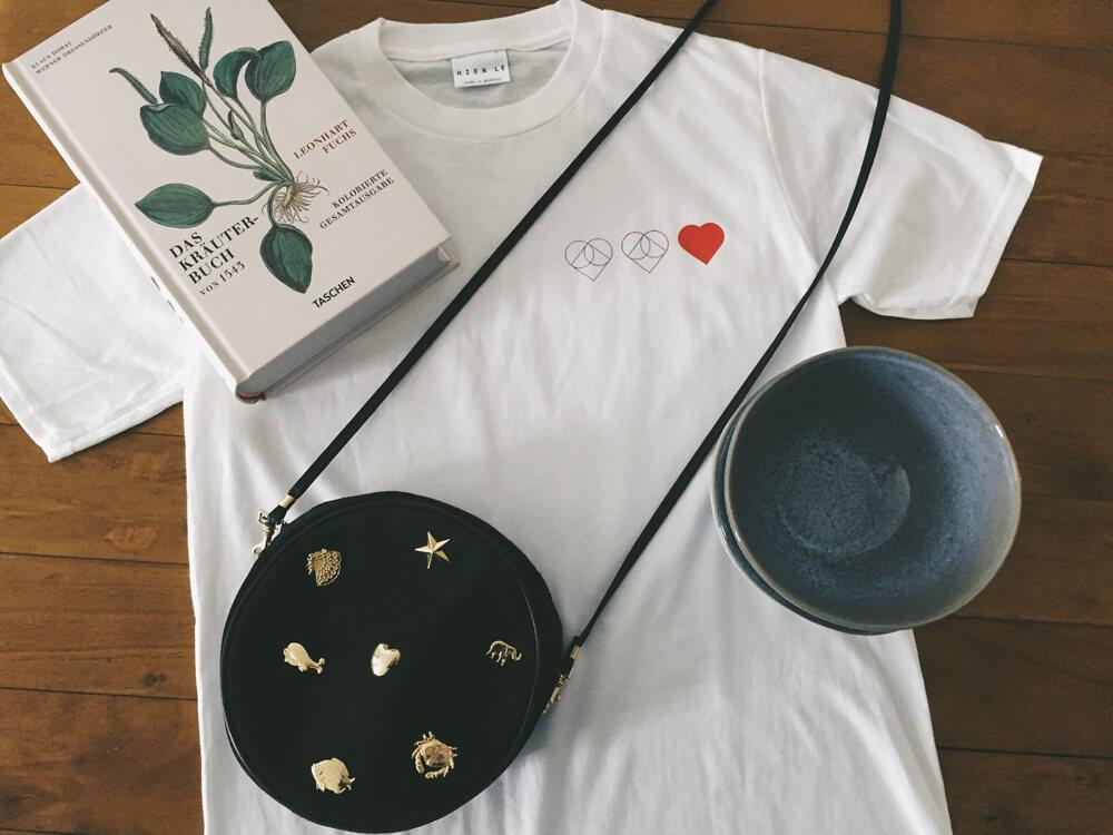Hien Le Let Love Rule Shirt