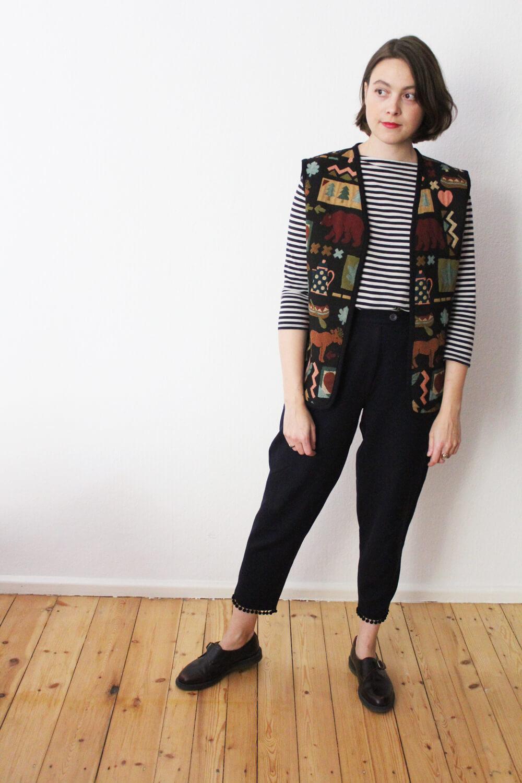 Outfit Ideen: Die Weste im Herbst