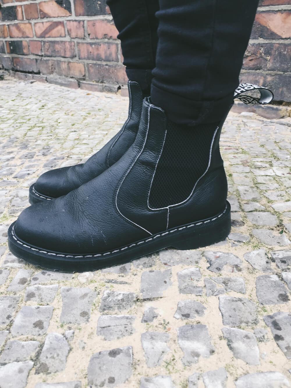 Chelsea Boots von Vegetarian Shoes