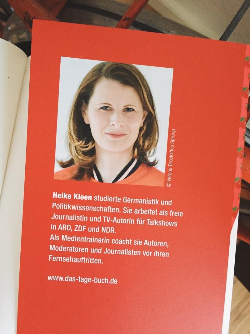 Das Tage-Buch von Heike Kleen