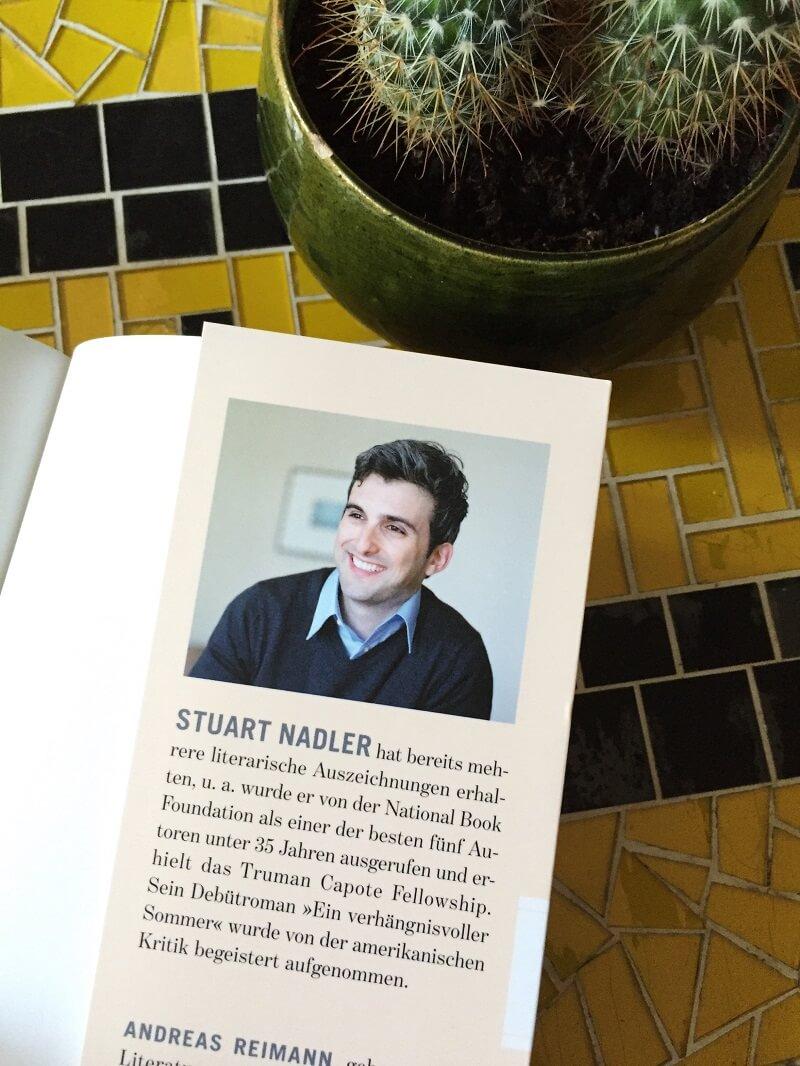 Die Unzertrennlichen von Stuart Nadler