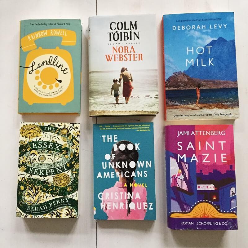 Bücher im Dezember 2017