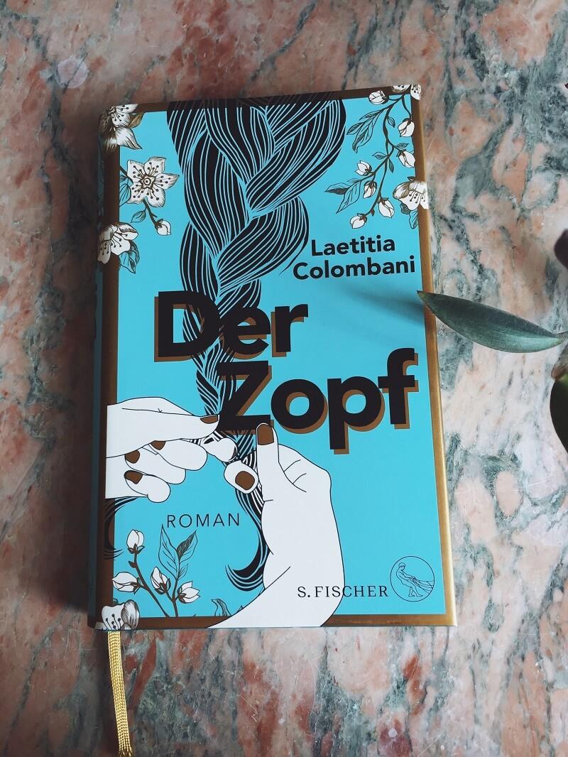 Der Zopf von Laetitia Colombani