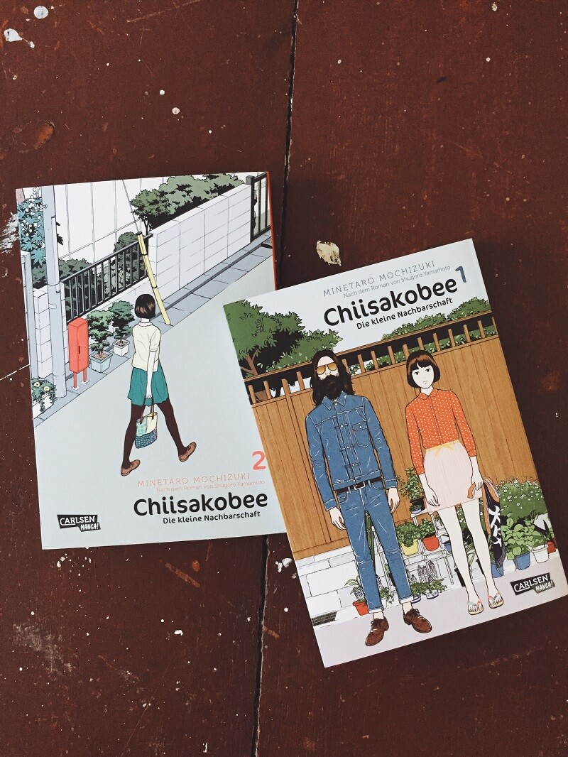 Chiisakobee