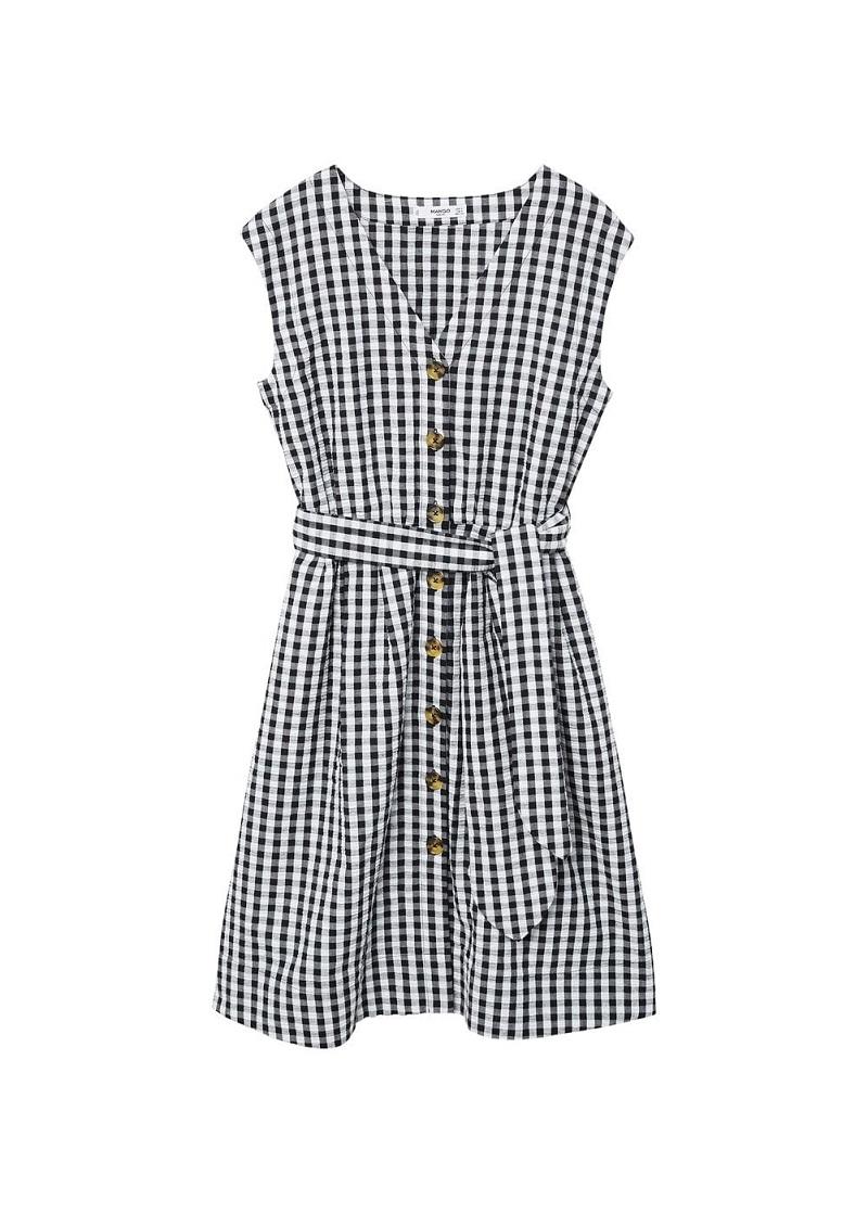 Sommerkleider mit Knopfleiste