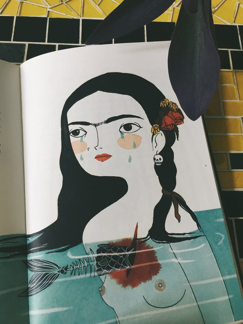 Frida Kahlo - Eine Biografie von María Hesse