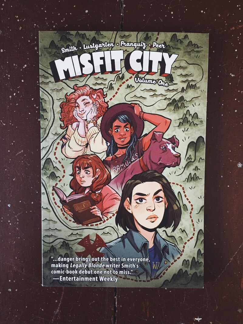 Graphic Novel Abenteuergeschichten