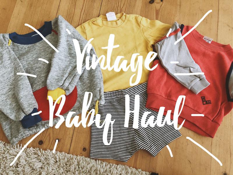 Vintage-Baby-Haul